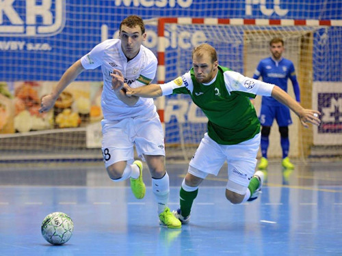 ЭРА-ПАК завершил регулярный чемпионат Чехии ничьей с Гарденлайном