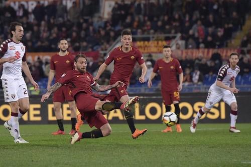 Рома — Торино — 3:0. Видеообзор матча