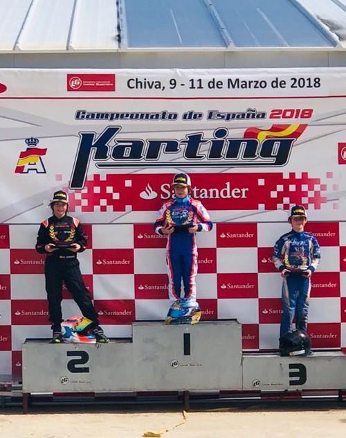 Олександр Бондарев починає сезон з перемоги в Іспанії.