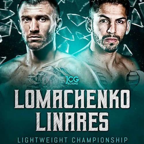 Ломаченко подтвердил, что проведет бой с Линаресом