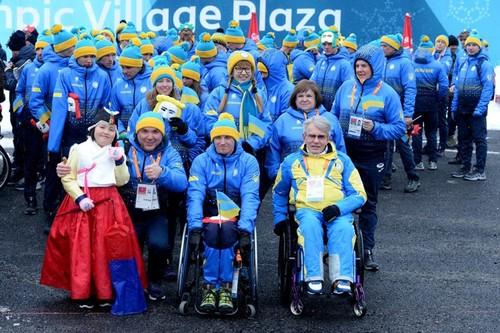Паралимпиада-2018. Медальный рейтинг. Украина вышла на второе место