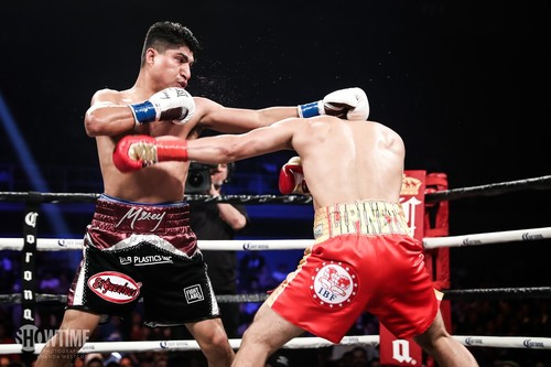 Майки Гарсия может остаться без титула IBF