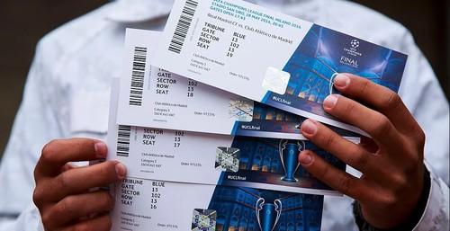 Сегодня стартует продажа билетов на финал Лиги чемпионов в Киеве