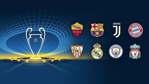 Жеребьевки Лиги чемпионов и Лиги Европы УЕФА. LIVE с 13:00