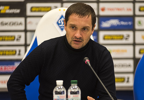 Роман САНЖАР: «Наша задача – прокачать всех наших футболистов»