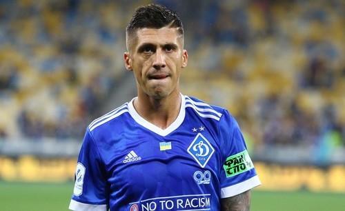 Хацкевич отстранил Хачериди от тренировок с командой