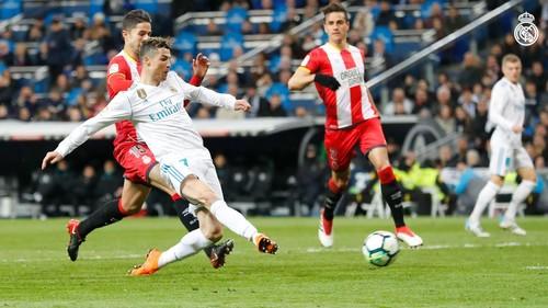 Реал Мадрид — Жирона — 6:3. Видеообзор матча