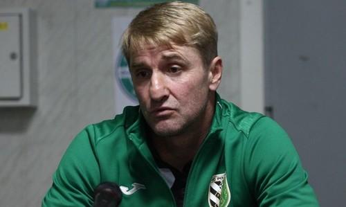 Андрей БЕССМЕРТНЫЙ: «За своих футболистов мне не стыдно»
