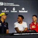 Хэмилтон советует Риккардо не ссориться с Red Bull