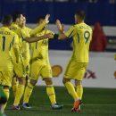 Украина в Марбелье сыграла вничью с Саудовской Аравией