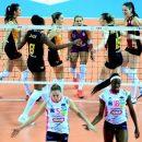 В женской Лиге чемпионов состоялись первые матчи плей-офф 6