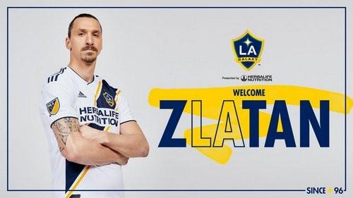 Ибрагимович подтвердил переход в Лос-Анджелес Гэлакси