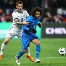 Сборная Бразилии в товарищеском матче разгромила Россию