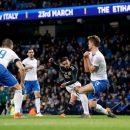 Сборная Аргентины выиграла у Италии в спарринге