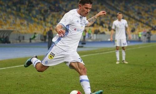ВЕРБИЧ: «Надеюсь, Динамо не конечная остановка в моей карьере»