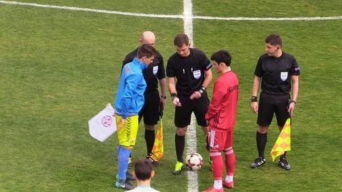 Грузия U-16 — Украина U-16 — 0:3. Видеообзор матча