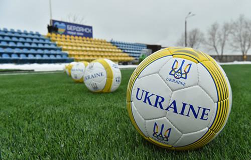 Сборная Украины U-21 уступила Англии в матче квалификации на Евро-2019