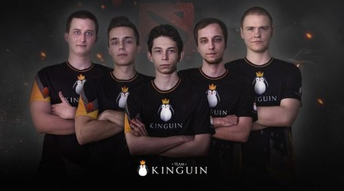 Team Kinguin представит Европу на StarLadder ImbaTV Invitational S5
