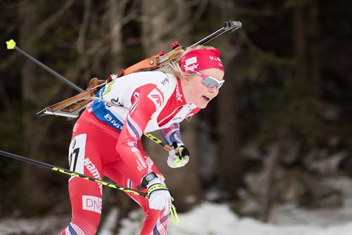 Норвежка Хильде Фенне объявила о завершении карьеры