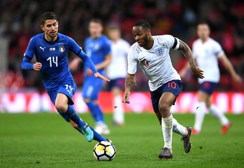 Сборные Англии и Италии сыграли вничью в спарринге