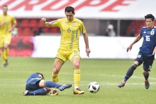 СТЕПАНЕНКО: «Сборная Украины смазала концовку поединка с Японией»