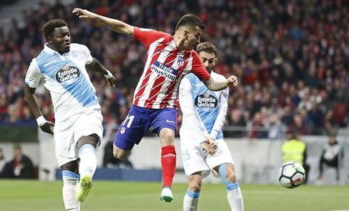 Атлетико минимально обыграл Депортиво, Коваль остался в запасе
