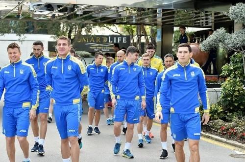 Украина может сыграть против Марокко в Швейцарии