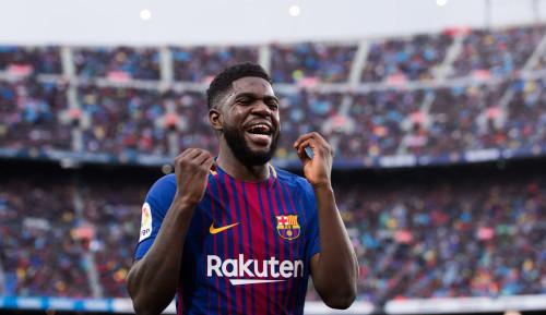 Барселона и Юмтити: пока без нового контракта