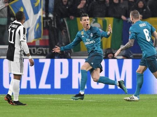 Ювентус — Реал Мадрид — 0:3. Видеообзор матча