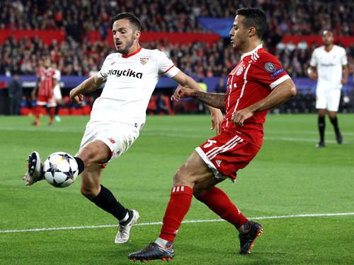 Севилья — Бавария — 1:2. Видеообзор матча