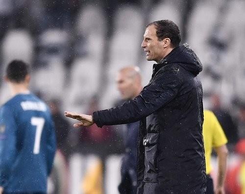 Массимилиано АЛЛЕГРИ: «Гол Роналду — не лучший в истории футбола»