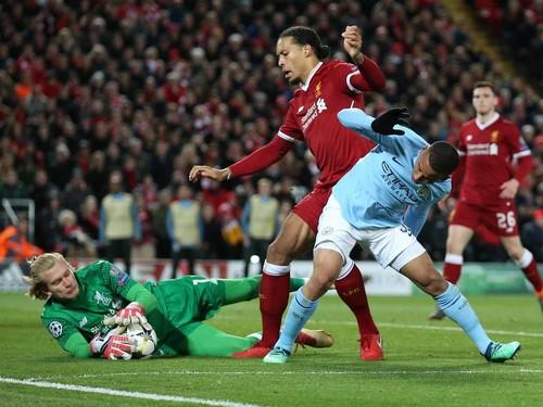 Ливерпуль — Манчестер Сити — 3:0. Видеообзор матча