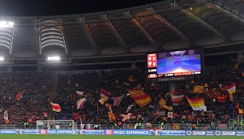 УЕФА открыл дисциплинарное дело на Рому из-за флага ДНР