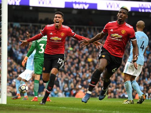 Манчестер Сити — Манчестер Юнайтед — 2:3. Видеообзор матча