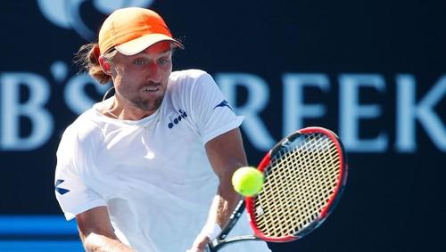 Долгополов поднялся на 52-е место в рейтинге АТР