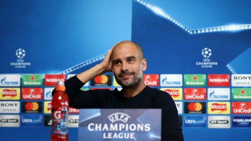 ГВАРДИОЛА: «Ман Сити рано или поздно выиграет Лигу чемпионов»