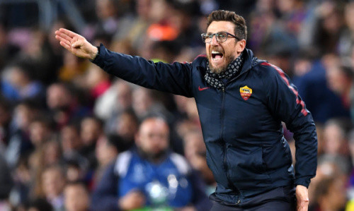 ДИ ФРАНЧЕСКО: «Верю в чудо и победу над Барселоной»