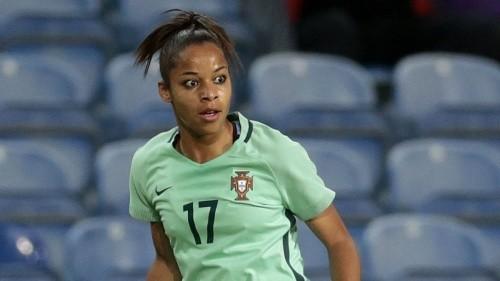 Финт в стиле Роналду провернула португальская футболистка