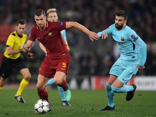 Рома — Барселона — 3:0. Видеообзор матча