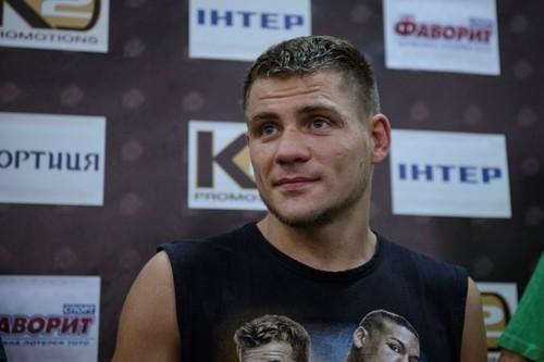 Украинский боксер Беринчик решил сменить тренера