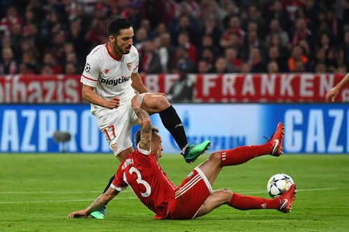 Бавария — Севилья — 0:0. Видеообзор матча