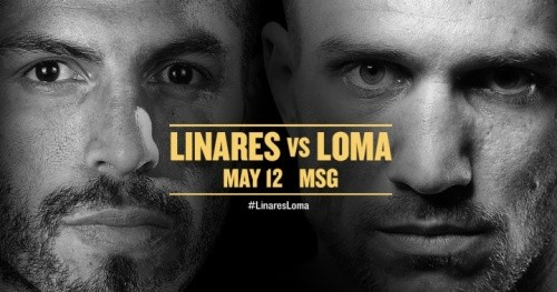 Билеты на бой Ломаченко — Линарес стоят от 56 до 506 долларов