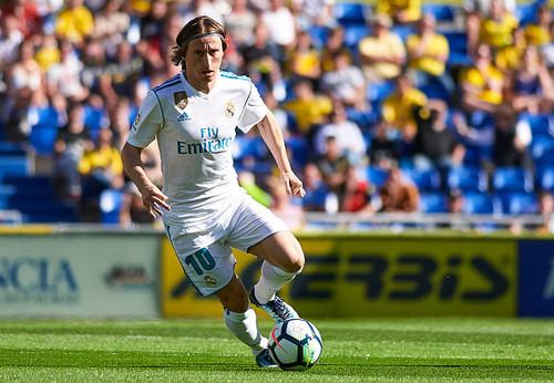 Модрич вряд ли примет участие в матче Реала против Малаги