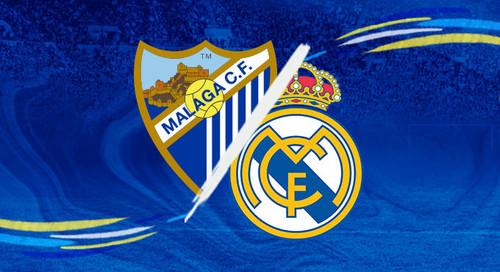 Где и когда смотреть онлайн матч чемпионата Испании Малага — Реал