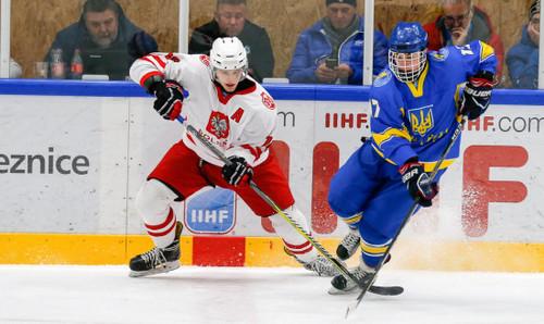 Украинец Пересунько попал в финальный рейтинг драфта НХЛ