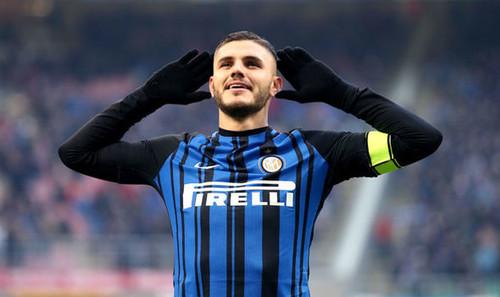 Интер крупно обыграл Кальяри, Икарди забил 25-гол в чемпионате