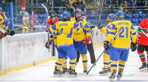 Юниорский ЧМ по хоккею. Украина осталась без двух лидеров