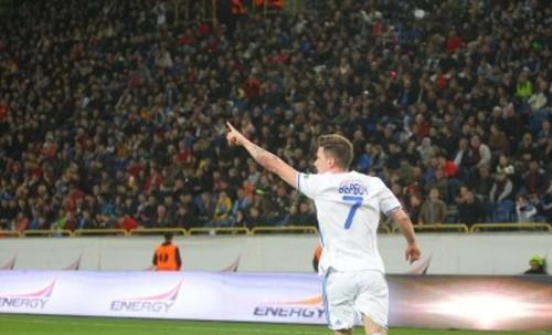 ВЕРБИЧ: «9 мая будет выдающийся финал Кубка Украины»