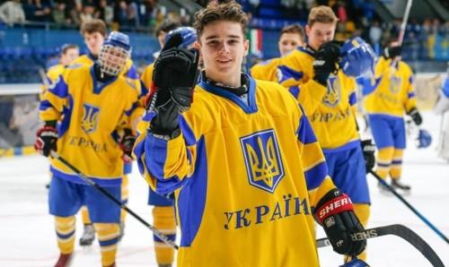 Украина выиграла юниорский чемпионат мира по хоккею