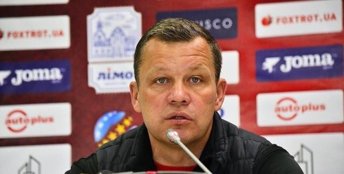 Верес подтвердил уход Свиркова